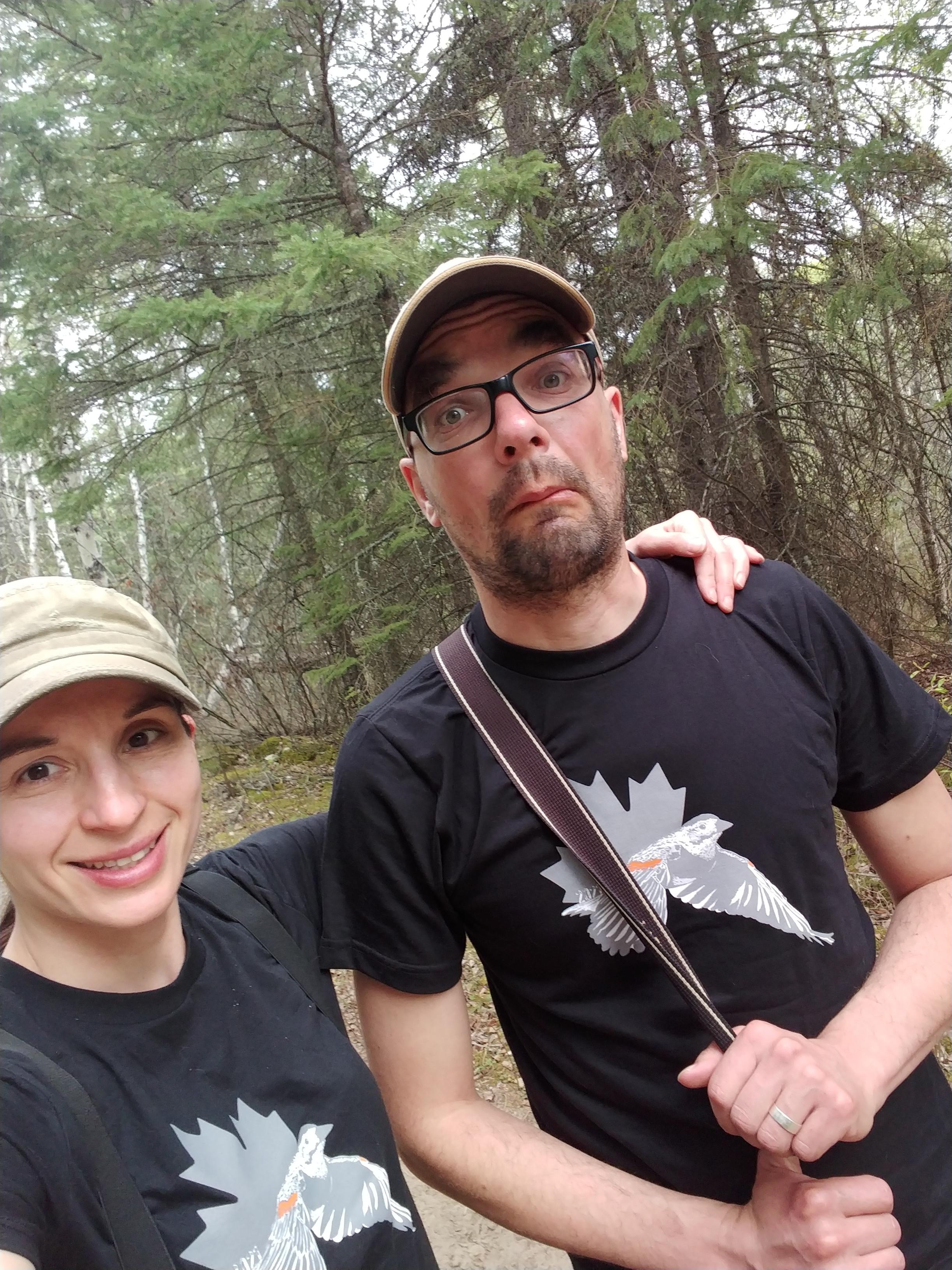 Team Birders in the Park photo